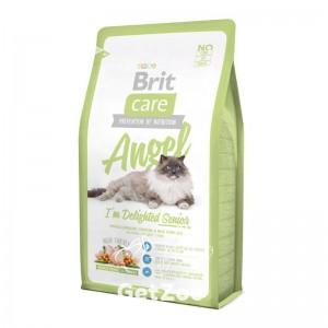 Brit Care Cat ANGEL I am Delighted Senior Сухой корм для пожилых кошек