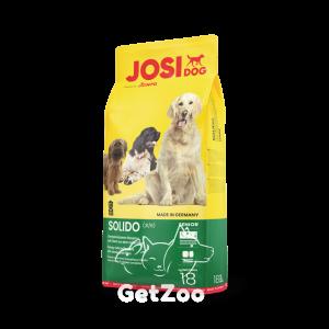 Josera JosiDog Solido Сухой корм для собак с избыточным весом и для пожилых собак