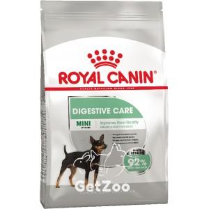Сухой корм для собак малых пород с чувствительным пищеварением Royal Canin Mini Digestive Care