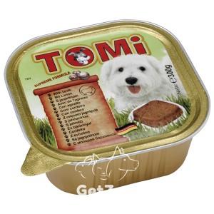 TOMi Паштет с ягненком для собак, 300 г