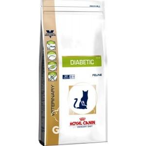 Royal Canin Diabetic DS46 Feline корм для лечения сахарного диабета