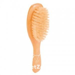 Trixie 2326 Щетка деревянная с натуральной щетиной