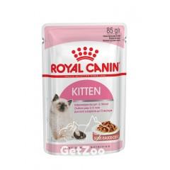 Royal Canin Kitten Instinctive Влажный корм в соусе для котят от 4 до 12 месяцев
