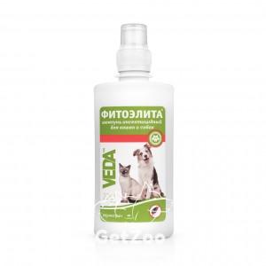 ФИТОЭЛИТА Шампунь инсектицидный для собак и кошек, 220 мл