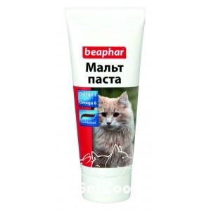 Beaphar Malt Paste Паста для вывода шерсти для кошек