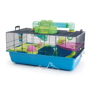 Savic Hamster Heaven Metro Клетка для хомяков, 80х50х50 см