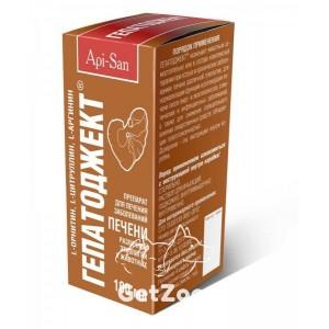 Api-San (Апи-Сан) Гепатоджект Для лечения заболеваний печени у животных разных пород