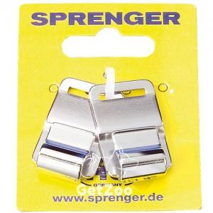 Sprenger NECK-TECH FUN звено для строгого пластинчатого ошейника, 2 шт, 3 см, нержавеющая сталь