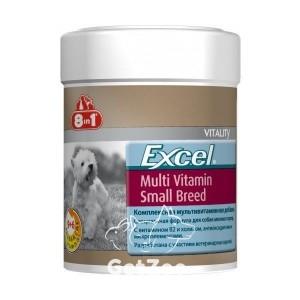 8in1 Excel Multi Vitamin Small Breed Витамины для собак маленьких пород