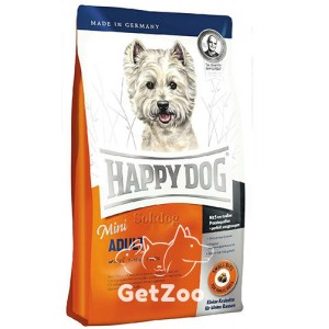 Happy Dog Mini Adult Сухой корм для собак мелких пород, 4 кг