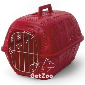 Imac Carry Sport АЙМАК КЭРРИ СПОРТ переноска для собак и кошек, пластик, 48,5х32х34,5 см, цвет в ассортименте