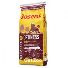 Josera Optiness Сухой корм c бараниной и картофелем с пониженным содержанием белка