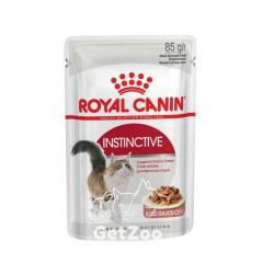 Royal Canin Instinctive Влажный корм для кошек от 1 года (кусочки в соусе)