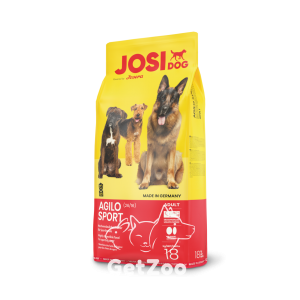Josera JosiDog Agilo Sport Сухой корм для спортивных собак, 18 кг