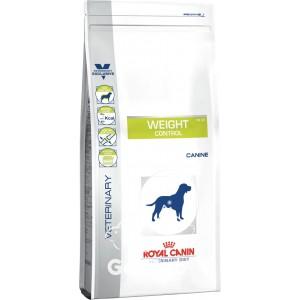 Royal Canin Weight Control DS30 Лечебный сухой корм для собак при ожирении, диабете