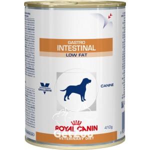 Royal Canin Gastro Intestinal Low Fat Консервы для собак с нарушенным пищеварением, 410 г