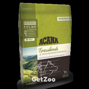 Acana Grasslands Сухой корм с ягнёнком для собак всех пород и возрастов