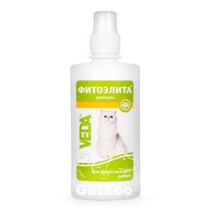 ФИТОЭЛИТА Шампунь для белоснежных кошек, 220 мл