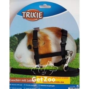 Шлейка с поводком для морской свинки Trixie 6261