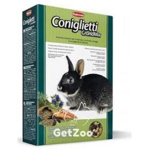 PADOVAN Комплексный сбалансированный основной корм для кроликов, 850 г