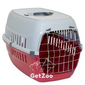 Moderna РОУД-РАННЕР 1 Переноска для собак и кошек с металлической дверью, 48,5х32,3х30,1 см