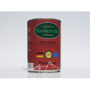 Baskerville Говядина для собак 400 грамм