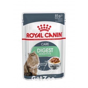Royal Canin Digest Sensitive Влажный корм для кошек с чувствительным пищеварением