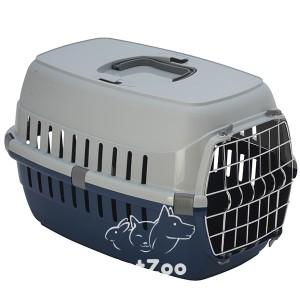 Moderna РОУД-РАННЕР 1 Переноска для авиапутешествий собак и кошек с металлической дверью IATA, 51х31х34 см