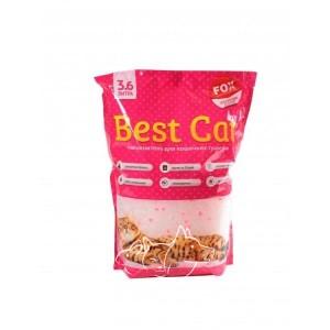 Best Cat силикагелевый наполнитель 10 л (4.5 кг), розовые цветы
