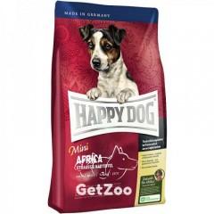 Happy Dog Mini Africa - Сухой корм для маленьких пород собак, 4 кг