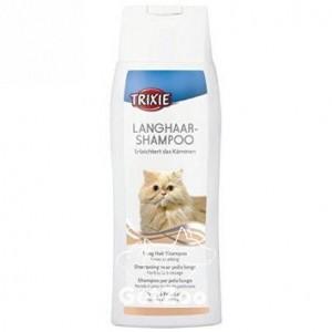 Trixie Cat Shampoo for Long Hair Шампунь для длинношерстных кошек, 250 мл