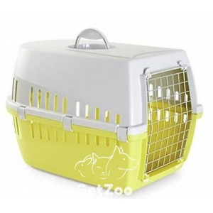 Savic ТРОТТЭР 3  переноска для собак, 60,5Х40,5Х39 см, лимонный