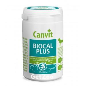 Canvit Biocal Plus Канвит Биокаль плюс кальциевые таблетки для собак