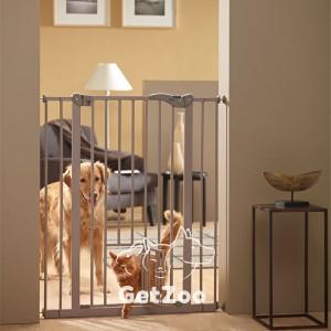 Savic ДОГ БАРЬЕР+ДВЕРЬ 107 перегородка для собак с дверцей