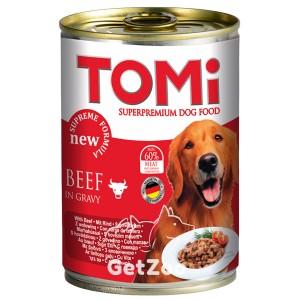 TOMi Beef Говядина консервы для собак