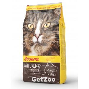 Josera Cat Naturelle Беззерновой корм для кастрированных и стерилизованных кошек