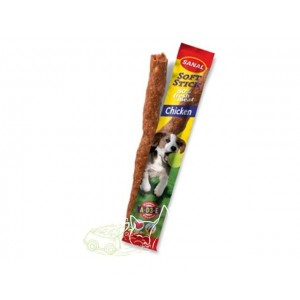 Sanal лакомство-колбаска с курицей для собак