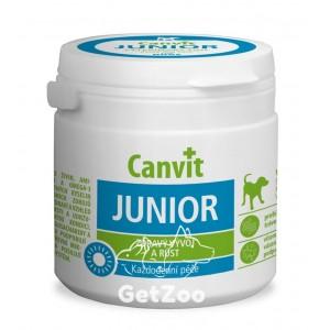 Canvit Junior Канвит Юниор витамины для щенков и молодых собак