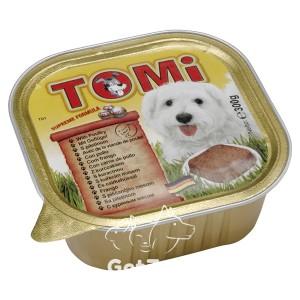 TOMi Паштет с птицей для собак, 300 г
