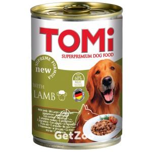 TOMi Ягненок консервы для собак
