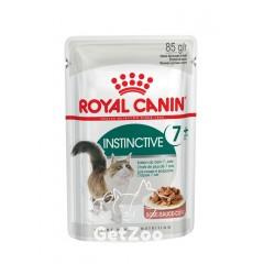 Royal Canin Instinctive 7+ Влажный корм для кошек старше 7 лет