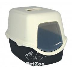 Trixie Diego Закрытый туалет с фильтром для кошек, 40×40×56 см