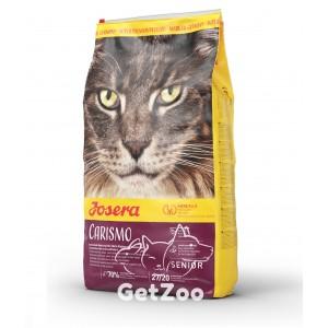 Josera Carismo Сухой корм с птицей для пожилых и страдающих хронической почечной недостаточностью кошек