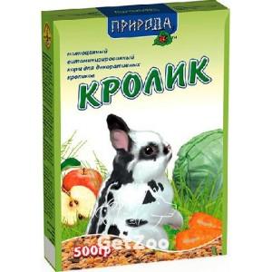 Природа Корм для кролика, 500 г