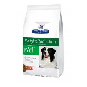 Hill's (Хиллс) R/D Сухой корм для собак с проблемами избыточного веса и сахарного диабета