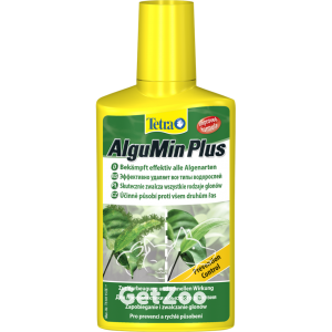 Tetra AlguMin Средство для предотвращения возникновения водорослей в аквариуме