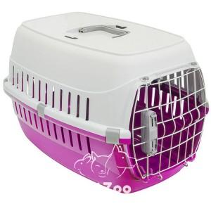 Moderna РОУД-РАННЕР 2 Переноска для авиапутешествий кошек и собак с металлической дверью IATA, 58х35х37 см
