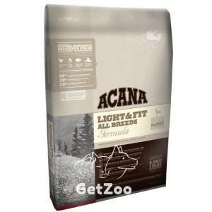 Acana (Акана) Adult Light and Fit Сухой корм для собак с избыточным весом