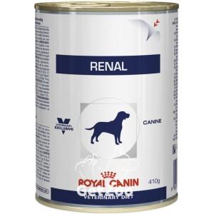 Royal Canin Renal Консервы для собак с заболеваниями почек, 410 г