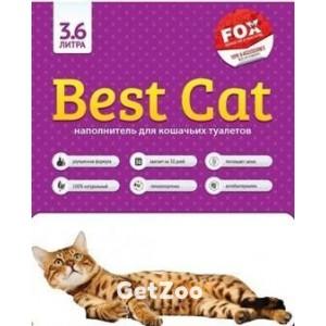Best Cat силикагелевый наполнитель 10 л (4.5 кг), фиолетовая лаванда